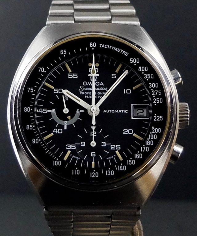 Montre Omega Speedmaster Mark IV 176.009