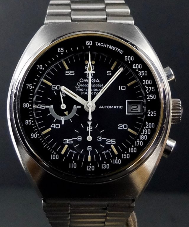 Montre Omega Speedmaster Mark IV 176.009