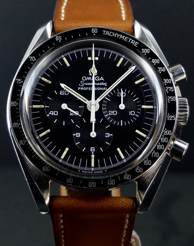 Montre Omega Speedmaster Professional Moonwatch 145.022-74 Boite / Papiers